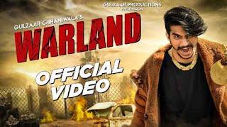 WARLAND LYRICS – Gulzaar Chhaniwala