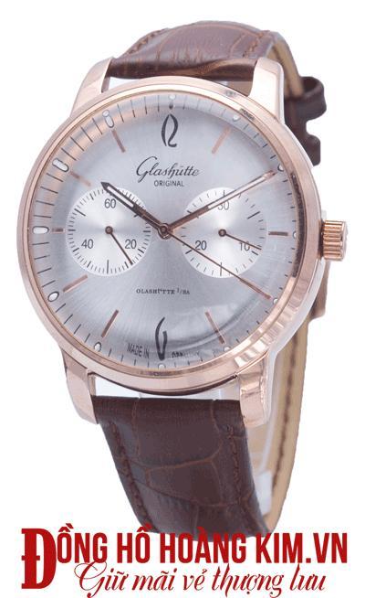 mua đồng hồ đeo tay nam dây da chất lượng