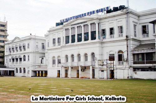 La Martiniere For Girls School, Kolkata