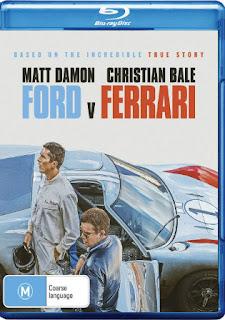 Ford V Ferrari 2019 full movie free download in BRRip Hindi Dual Audio ORG 720p & 480p