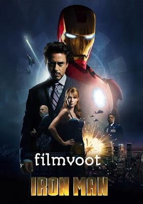 Iron man 2008 Full Movie Download in hindi 480p 720p HD Dual Audio Filmvoot
