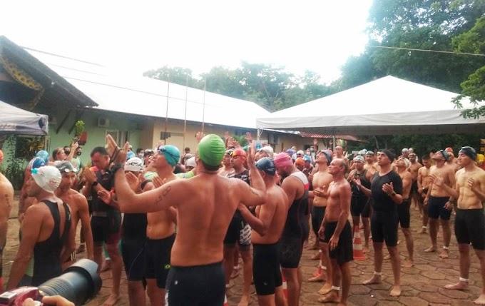 Evento esportivo autorizado pela Semsa provoca aglomeração em Alter do Chão