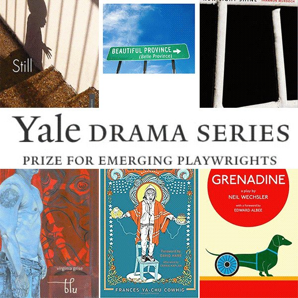 Yale Drama Series 2022 Playwriting Competition for emerging Playwrights