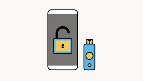 Facebook supports mobile security keys