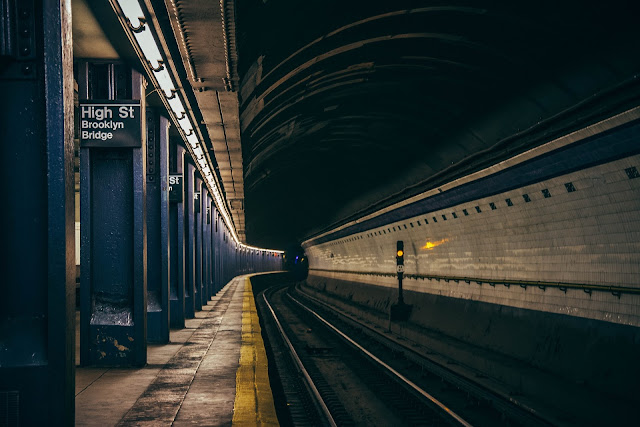 The lost metro of Moscow