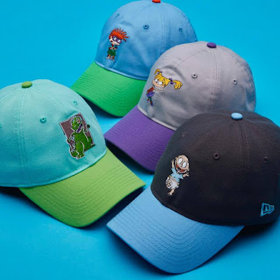 meet 53b62 f1cbc Your kids may not remember the classic 90s lineup of shows, but what better  way to introduce them to the shows of your youth than with a fun hat  collection