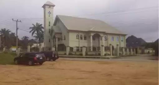 Ozubulu Attack: Parishioners Hold Mass One Week After