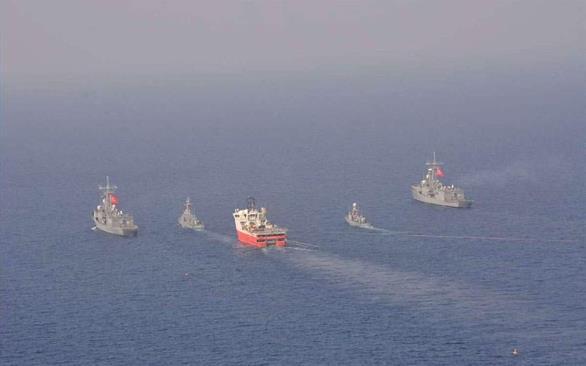 Ο Ερντογάν «παίζει» με θερμό επεισόδιο σε Κύπρο και Αν. Μεσόγειο