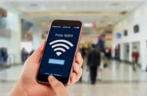 صورة احذر من استخدام شبكات Wi-Fi العامة