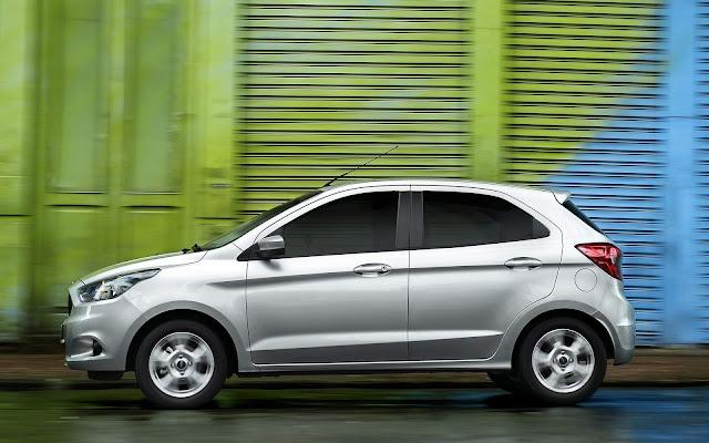 Novo Ford Ka 2018: elevação de preços - preços partem de R$ 43.760