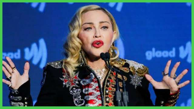 Madonna - Richest musicians in the world Forbes