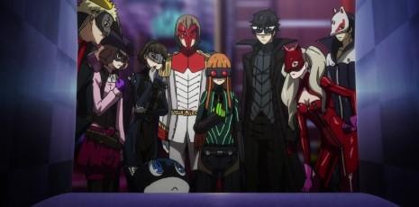 Persona 5 the Animation – Episódio 25