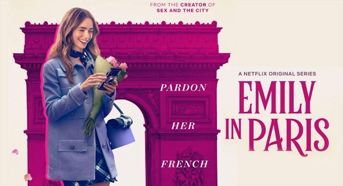 Emily En París Temporada 1 Completa