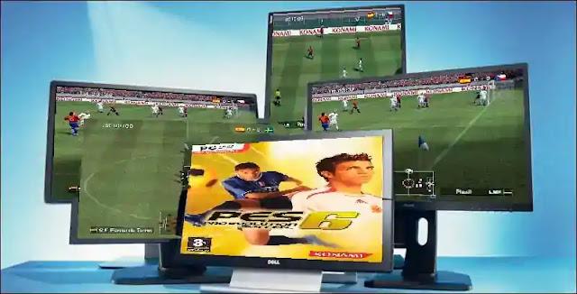 Pro Evolution Soccer 6 - PES 2006