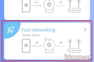 fast networking yoosee