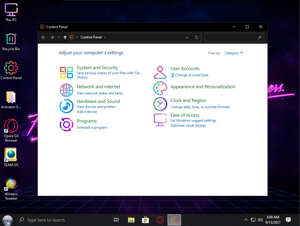 Download Windows 10 -Windows 10 Pro 21H1 Gamer Edition (19043.1237).iso