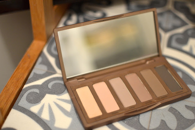 Urban Decay palette naked basics 2