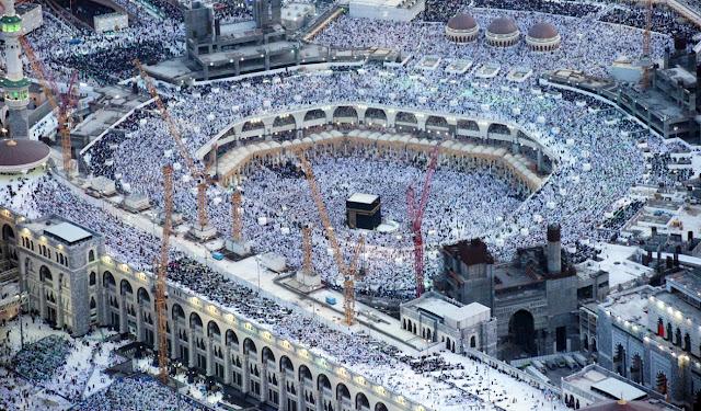 Terungkap, Ternyata Ini Penyebab Seluruh Umat Islam Selalu Rindu Datang ke Makkah