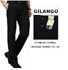 Celana Gilango Hitam 39-44