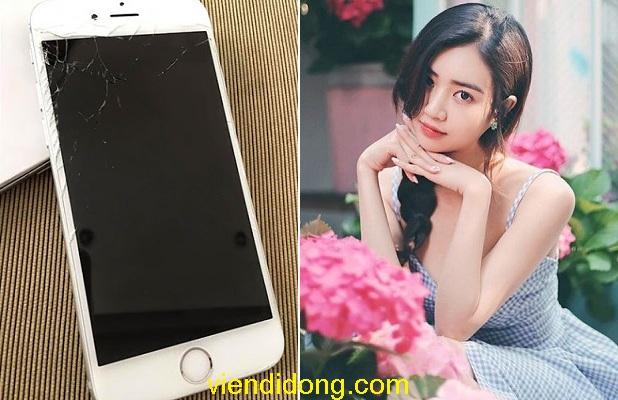 Dùng tiếp iPhone 6S Plus ép kính ít lo giá tiền