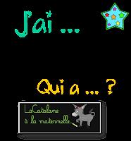 """J'ai... Qui a... ?"" (vocabulaire - LaCatalane)"