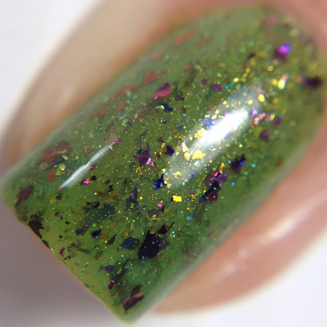 Bee's Knees Lacquer-Girl Power