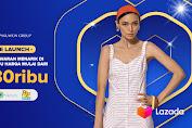Lazada Indonesia Berkolaborasi Dengan Pakuwon Group Jakarta, Hadirkan e-mall Pertama Di Indonesia