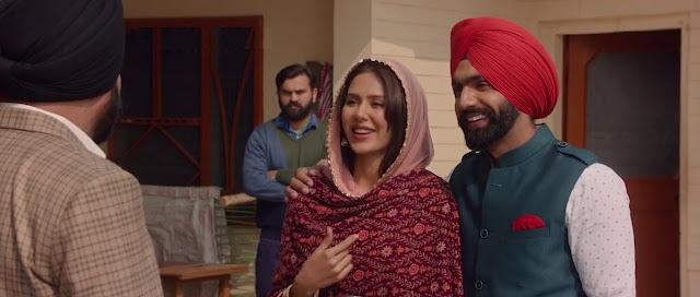Puaada (2021) HDRip ZEE5 Punjabi Movie Download