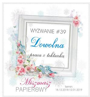 http://sklepmiszmaszpapierowy.blogspot.com/2018/12/wyzwanie-39-dowolna-praca-z-tekturka.html
