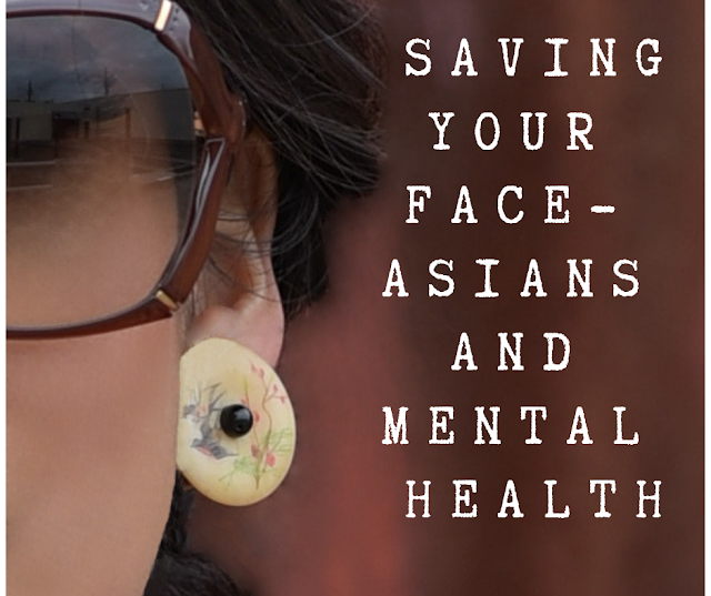 Asian mental health awareness saving face saving your face losing face deression anxiety Japanese asian culture Asian mental health advocacy A Stylish Love Story Joanna Joy