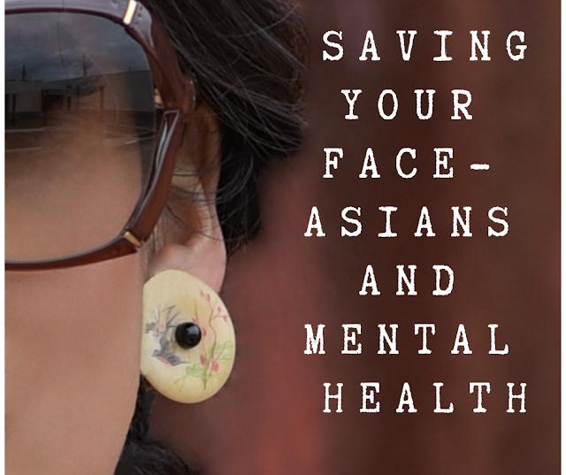 Asian mental health awareness saving face saving your face losing face deression anxiety Japanese asian culture Asian mental health advocacy A Stylish Love Story Joanna Joy