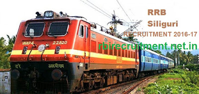 RRB Siliguri ALP Recruitment 2016-17 Apply Online Technician Grade 3, 345 Vacancies at rrbsiliguri.org