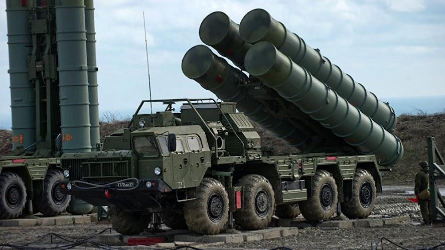 Έτοιμη η Ουάσινγκτον να επιβάλει κυρώσεις στην Άγκυρα για τους S-400