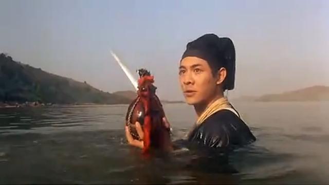 Swordsman 2 Jet LI, 1992 Brigitte Lin, classic HK cinema, martial arts film, wuxia