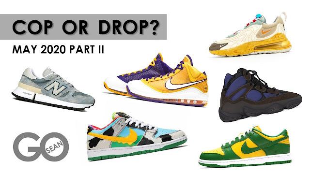 Diccionario sneaker: Cop or drop