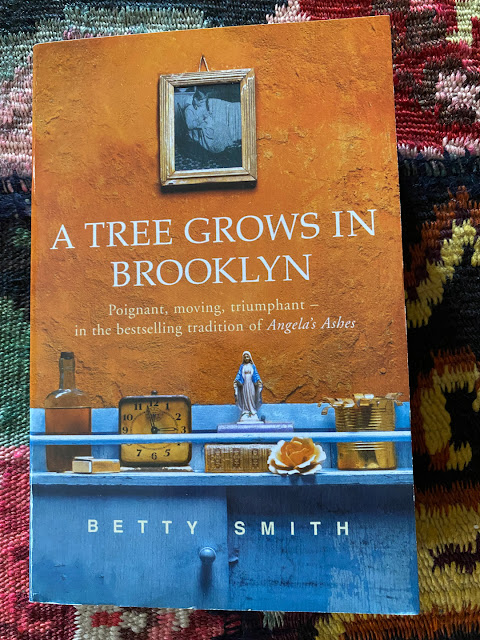 A Tree Grows in Brooklyn by Betty Smith.