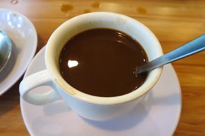 Uncle Ho Tuckshop, vietnamese drip coffee