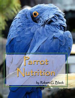 Parrot Nutrition Robert G. Black