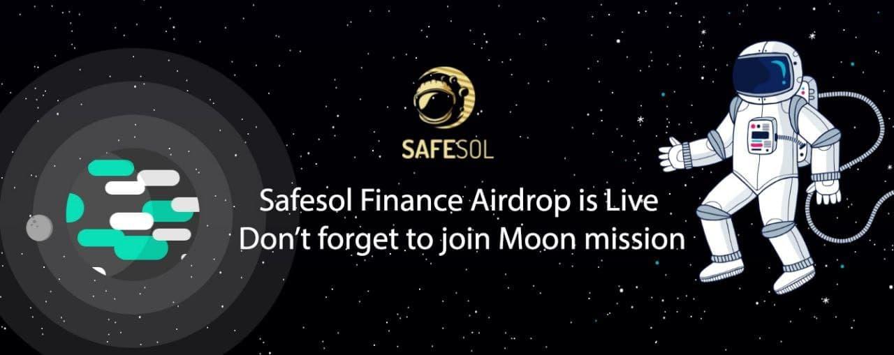 Airdrop: Safesol Finance