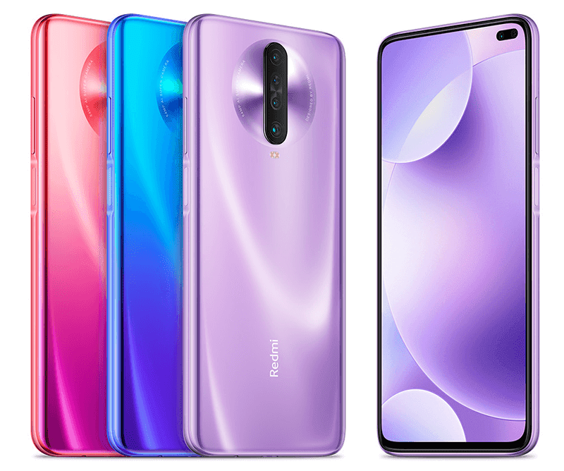 Redmi K30 4G, K30 5G with 64MP Sony IMX686 now official!