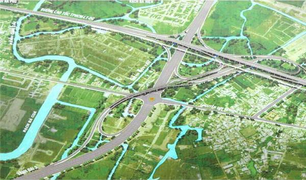 Sắp khởi công cao tốc Biên Hòa - Vũng Tàu