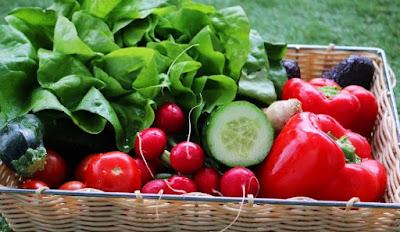 gambar Keuntungan dan kerugian mengkonsumsi sayuran dimasak dan sayuran mentah sebagai lalapan atau jus