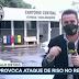 VÍDEO: REPÓRTER CAI NA GARGALHADA AO DAR NOTÍCIA DE GALO PRESO QUE FOI PRESO