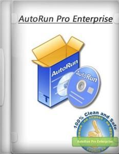 AutoRun Pro Enterprise II 6.0.6.162 (Inglés)(Crea Menú Autoejecutables para CD/DVD)