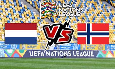 النرويج و هولندا بث مباشر