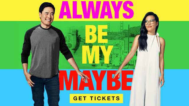 Always Be My Maybe (2019) Movie [Dual Audio] [ Hindi + English ] 720p BluRay Download