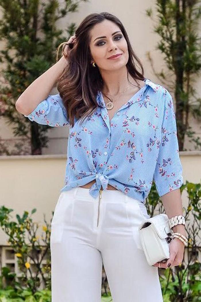 Como escolher blusas femininas e não errar