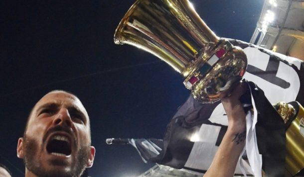 Juventus hoàn thiện bước đầu tiên trong mục tiêu ăn 3 mùa giải này