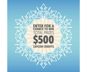 Enter the Zaycon Fresh Winter Shopping Spree Sweepstakes. Ends 2/14