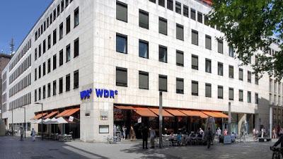 WDR Broadcasting Centre, Wallrafplatz, Cologne: rumah studio dari tahun 1952 sampai 1986